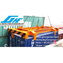 20ft semi-automatic container spreader