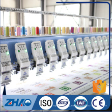 Industrial 27 cabezas máquina de bordar computarizada de alta velocidad