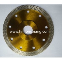 X Turbo Super Thin Hot Diamond Blade for Ceramic Tiles
