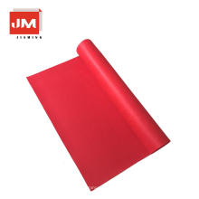 Polyesterfilz Malervlies roter Teppich
