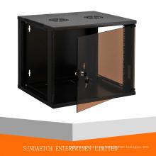 4u exquisita 19 pulgadas de red del servidor gabinete montado en la pared del gabinete
