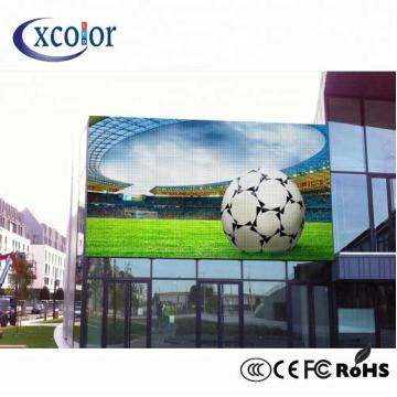Led Light Display Outdoor Advertising P4 Schermmodule
