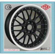 100% assurance qualité prix concurrentiel voiture alliage d'aluminium roues 26 pouces