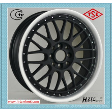 100% quality assurance competitive price car aluminium alloy wheels 26 inch