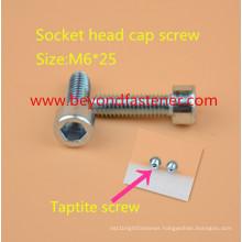 Taptite Screw M6*25 Hex Socket Cap Screw