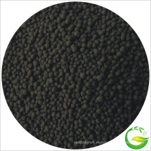 Fertilizante orgánico de ácido húmico tipo granular