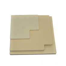 High quality refractory zirconia plate  for sinter magnetic material