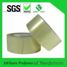 Ясная Коробка упаковки запечатывания bopp ленты Термоклей
