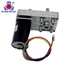 Niederdrehzahl 6U / min Getriebemotor hohes Drehmoment für elektrisches Ventil