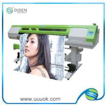 Высокая скорость 1,9 М ЭКО сольвентный принтер