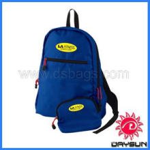 Fashion portable foldable TRAVEL BACKPACK IN A BAG