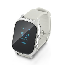 GPS/BD/WIFI/LBS multiple mode positioning smart watch