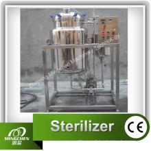 Stérilisateur de jus de thé et de jus / Pasteurisateur de lait frais / Stérilisateur instantané