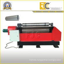Hydraulic Steel Garbage Can Plate Rolling Machine