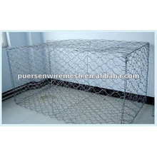High quality hot sale cheap galvanized gabion box