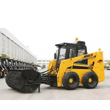 Promotion this month chinese skid steer loader