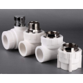 PPR male female elbow ppr pipe fittings