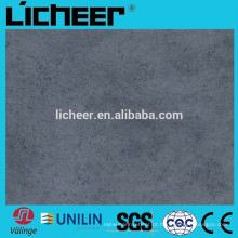 Pvc telha de vinil de luxo fabricante pavimentação / impermeável PVC REVESTIMENTO VINILA AZULEJO