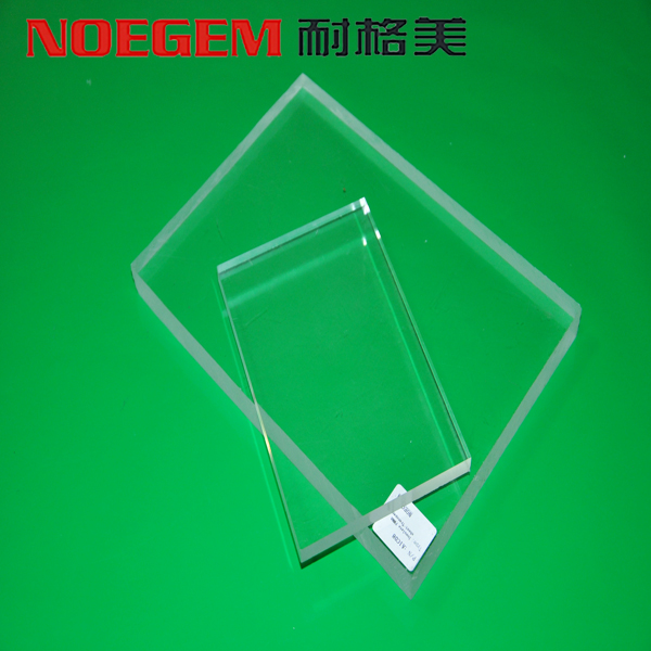 Transparent Acrylic Plastic Sheet