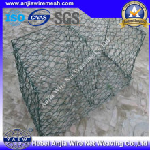 PVC Coated Hexagonal Gabion Box with (CE and SGS)