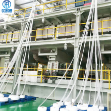 Spunbond Nonwoven Fabric Making Machine For Shopping Bag