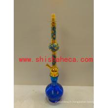 Hillary Design Fashion haute qualité Nargile fumer Pipe Shisha Narguilé