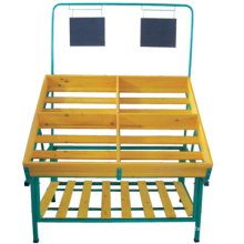 Environmental wooden vegetable racks vegetable racks wooden wooden fruit and vegetables racks