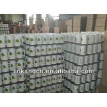 Haonai hot sales 23 oz blanc personnalisé logo ceramic stein beer mug