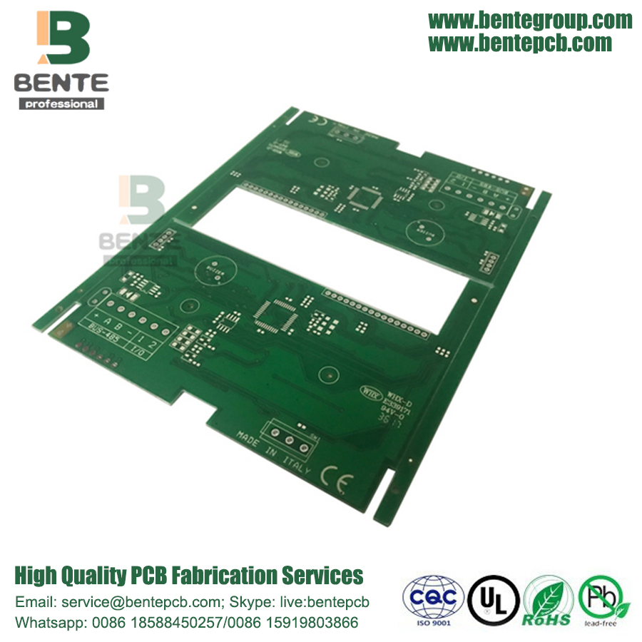 Immersion Tin 1oz Copper Standard PCB