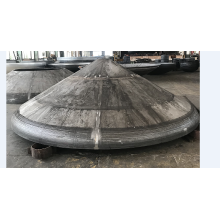 China Manufacturer for Carbon Steel Stainless Cone Head Conical shape head carbon steel export to Mauritius Importers
