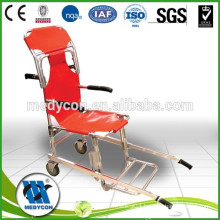 Aluminum Alloy Stair Stretcher for Medical Emergency Transport
