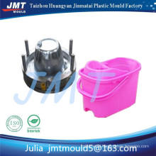 Automatic rotary household mop bucket mould
