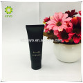 2017 trending products 50ml plastic tube cosmetic soft tube matt black soft tube for cosmetic packaging
