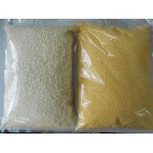 Migas de pan blanco y amarillo Japanese Panko