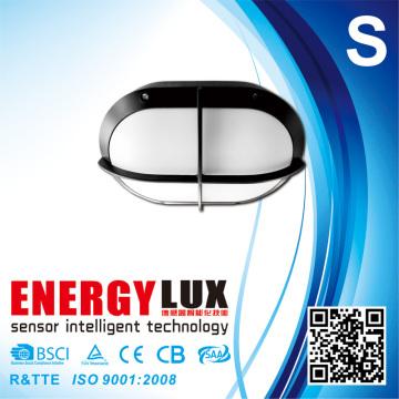 E-L08A Corpo de fundição em alumínio E27 Luminária de teto