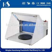 HaoSheng HS-E420DCLK airbrush spray booth with light
