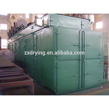 Secadora deshidratada de cinta transportadora vegetal