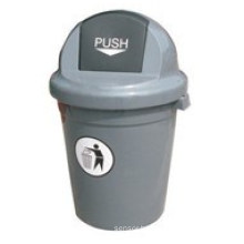 Indoor Plastic Garbage Bin for Kitchen (MTS-80110)