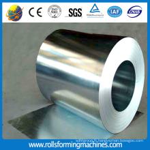 Feuille de bobine galvanisée matérielle avec de haute qualité