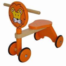 Деревянные велосипеды // Деревянный ходунок для младенца
