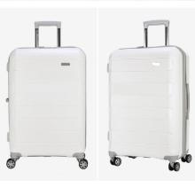 Conjunto de bagagem duro com 3 peças PP inquebrável