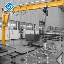 Grue de potence de machines de 20 tonnes pour soulever des objets lourds