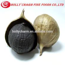Bocadillo saludable solo ajo negro reduce la inflamación