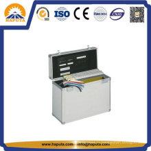 Высокое качество профессиональный аллюминиевый кейс для хранения для бизнеса (HPL-2002)