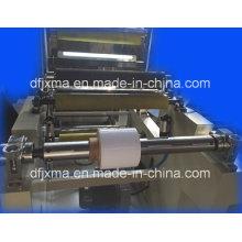 Máquina de rebobinado del doctor para el rollo de papel Qfj