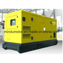 6cylinder 90kVA Lovol Diesel Generator Water Cooled