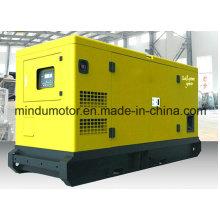 6cylinder 90kVA Lovol Diesel Generator Water Cooled