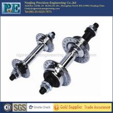 China cubos de titanio de encargo de la alta calidad de la precisión del CNC