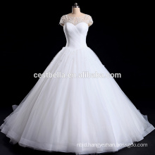 Alibaba wedding dress with sweetheart neckline and Ball Gown Bridal Dress