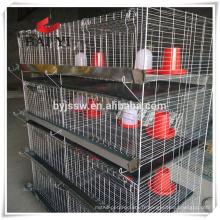 Cages de vison à vendre, poussins de poulet de jour vieux, cage galvanisée de poussins de bébé